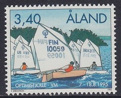 Aland 1995 - Regata Velica Optimist - M. 3,40 - Mnh