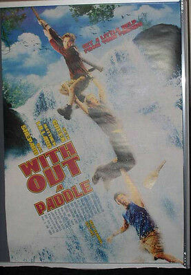 Cinema Poster: WITHOUT A PADDLE 2004 (One Sheet) Matthew Lillard