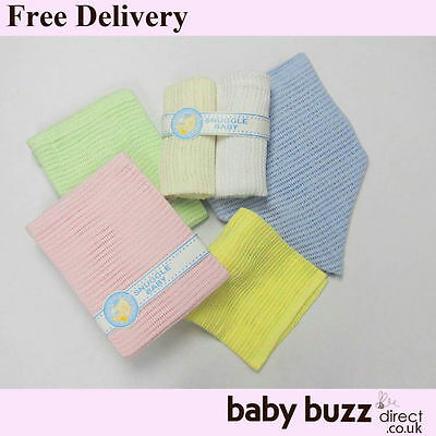 Cellular Cotton Baby Pram Blanket - 215