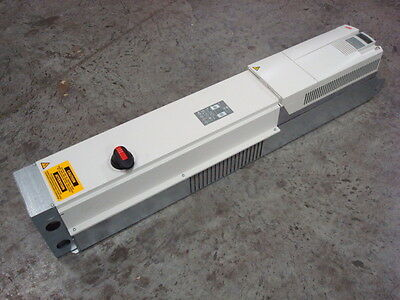 USED ABB 20 HP ACH401C01632+A0AE0000 AC Drive w/ Bypass and Disconnect VFD