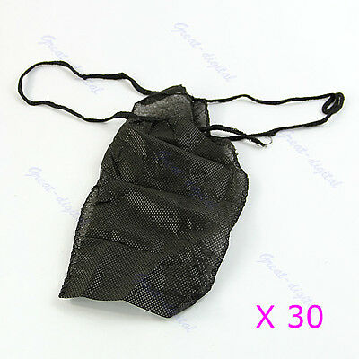 30 PCS Saloon Spa Travel Disposable Panties Underwear T-back G-string Hot-sell