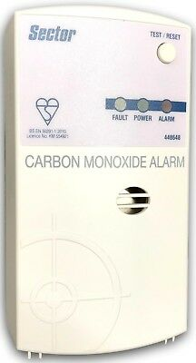 BRK Dicon CO850Mi Carbon Monoxide Alarm - Mains Voltage