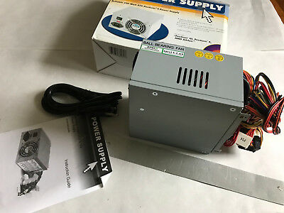 New Startech Atxpow320P4 320Watt Atx Pentium 4 Pc Power Supply Ap-400X