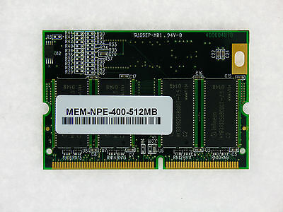 Lot 5 MEM-NPE400-512MB Compatible 512MB memory for Cisco 7200 NPE-400
