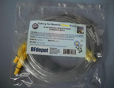 2 NEW Tubing for Medela SWING Pump, Clean up Sales! Free Shipping!