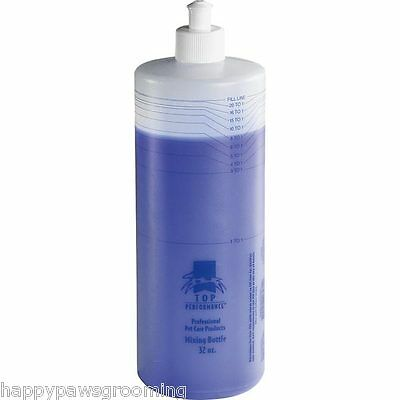 Dog Cat Grooming Groomer Shampoo Conditioner Professional Dilution MIXING BOTTLE