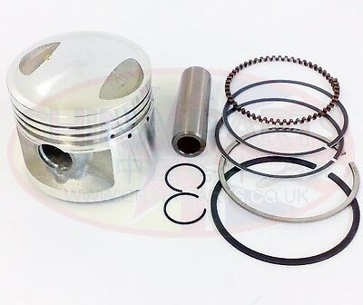 Chinese Bikes, ATV & Scooter Spares - PY 90 Piston & Rings Set
