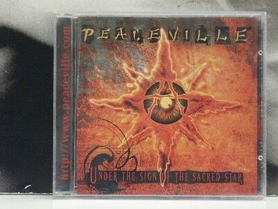 Under The Sign Of The Sacred Star - Peaceville Cd Like New Paradise Lost