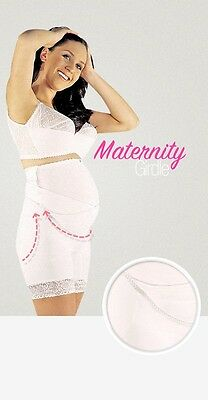 Ardyss Maternity Girdle White / Body Magic Shaper  All Sizes