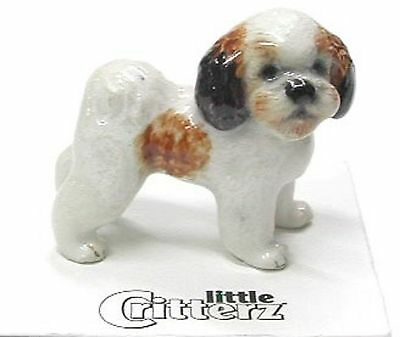 LC810 - Little Critterz  -  Shih Tsu (Buy any 5 get 6th free!)