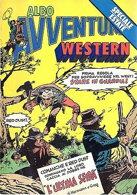 Albo Avventura - Western sp. estate 2 parte (Herman e Greg)