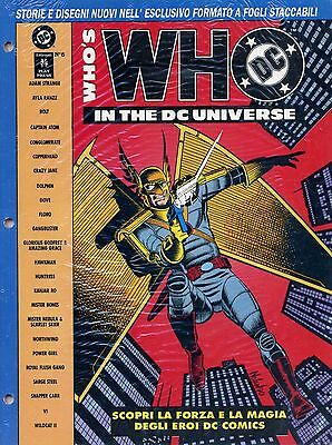 WHO'S IN THE DC UNIVERSE n°  6