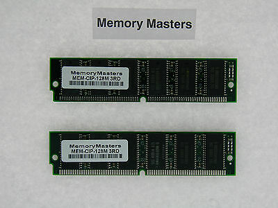 MEM-CIP-128M 128MB  (2x64) DRAM Memory for Cisco 7500 CIP2 Routers