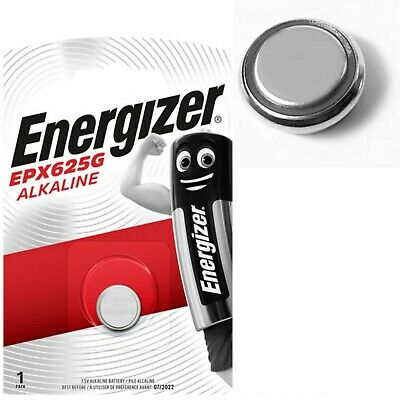 Genuine ENERGIZER LR9 V625 V625U EPX635G Car Key Fob Plip light battery