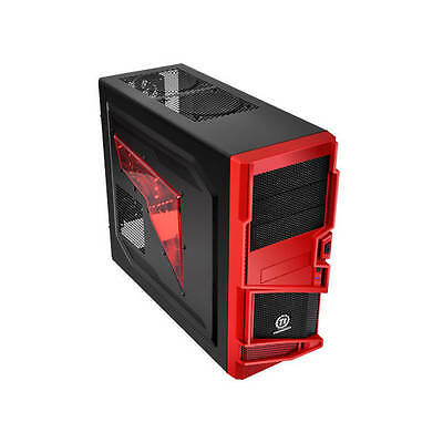 New Thermaltake Commander MS-I Epic Edition VN400A1W2N-B No Power Supply Mid