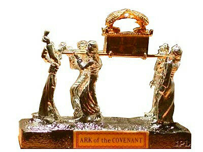 Jewish Ark of The Covenant Gold & Silver Plating
