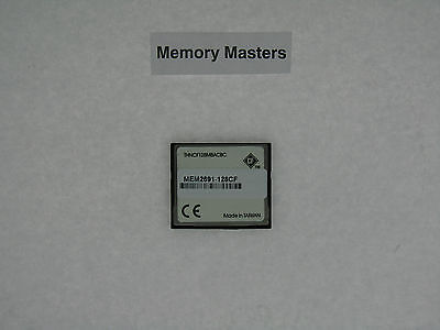 MEM2691-128CF 128MB Approved Compact Flash Memory for Cisco 2691