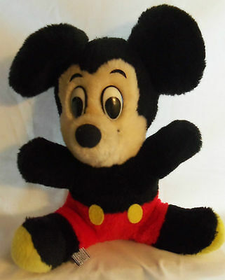 "Vintage ""Mickey Mouse"" Plush"