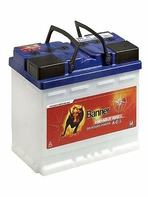 Batterie décharge profonde camping car banner energy bull 95551 12v 72 ah