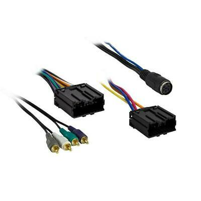 Metra 70 7004 Amplifier Integration Harness for Select 94 04 new metra 70 7003 amplifier integration wire harness for select metra 70-7003 radio wiring harness for mitsubishi amp integr at eliteediting.co