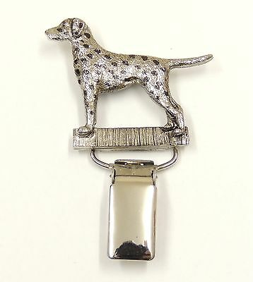 Dalmatian Show Ring Clip/Number Holder