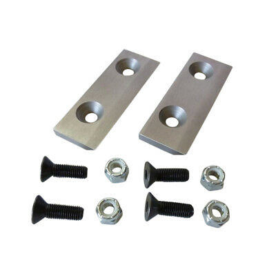 2 Blades for Craftsman Chipper w/Wrench 742-0544, 942-0544, 942-0544A 742-0653