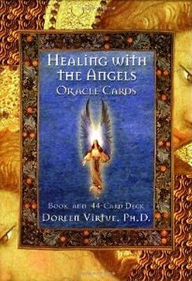 Healing With The Angels Oracle Cards  Doreen Virtue NEW