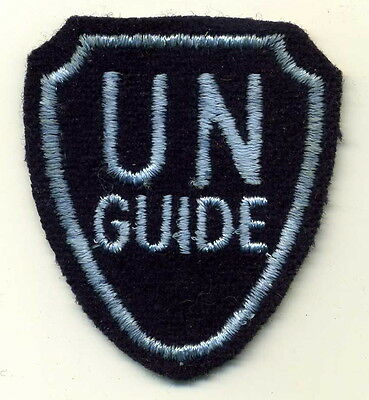 UN Guide Patch (United Nations)