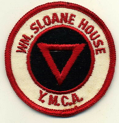 William Sloane House Y.M.C.A. Patch (New York)