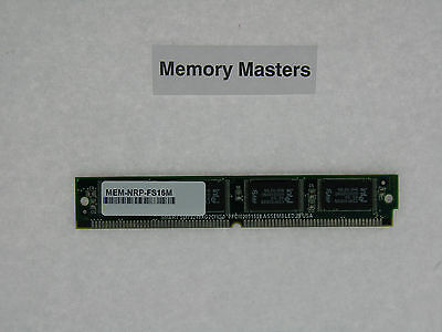 MEM-NRP-FS16M 16MB Approved Flash  for Cisco Universal Access Controller NRP
