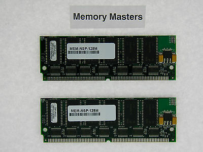 MEM-NSP-128M 128M Approved (2x64) DRAM upgrade for Cisco 6400 series routers
