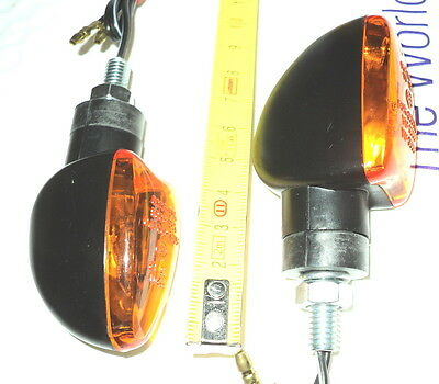 2X TURN SIGNAL 21W HALOGEN DUCATI 900SS,DS1000,S2R,Monster 800,750 F1 Desmo,S4