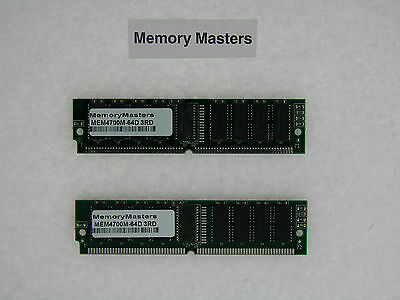 MEM4700M-64D 64MB  (2x32) DRAM upgrade for Cisco 4700M Series Routers