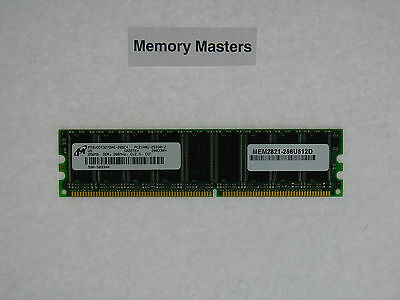 MEM2821-256U512D 256MB Approved DRAM DIMM Memory for Cisco 2821 Router