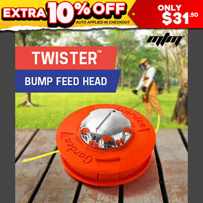 MTM 2.5mm x 120m Trimmer Line Whipper Snipper Cord Brush Cutter Brushcutter