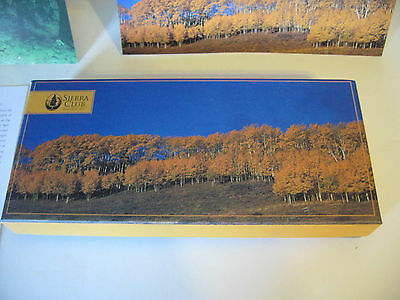 SIERRA CLUB FOREST BY RIC ERGENBRIGHT POSTCARDS BOX