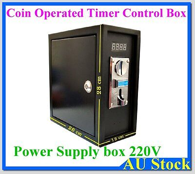 Coin operated Timer Control Power Supply box 220V for vending machine , in AU