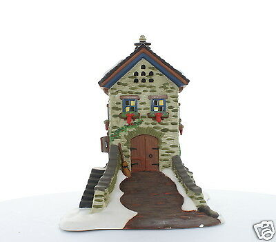 Department 56 Dickens' Village Collectible The Maltings 1995 #58335