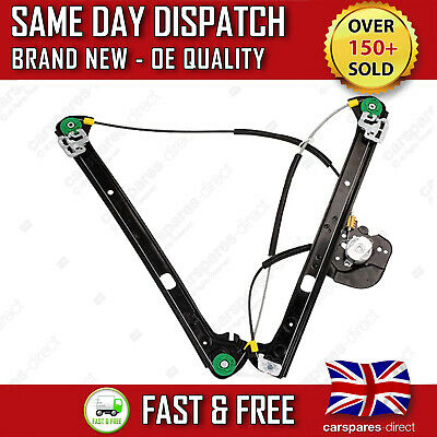 Bmw X5 E53 2000-2006 Suv Electric Front Left Side Window Regulator 51338254911