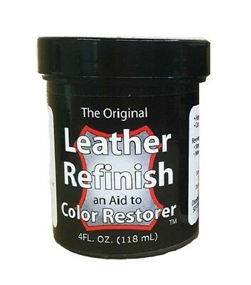 NEW Leather ReFinish & Color Restore Dye 43-Colors!