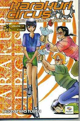 KARAKURI CIRCUS n° 12 edizione Play Press Manga ad 1€