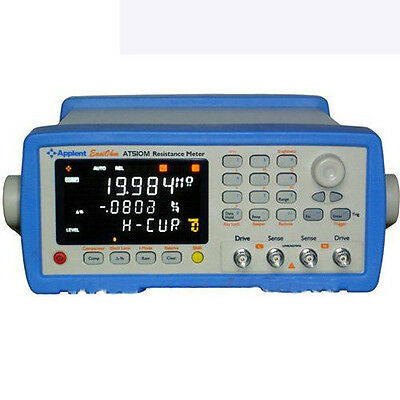 Brand New AT510M Electric Resistance Meter, Micro ohm Meter (100μΩ - 20MΩ)
