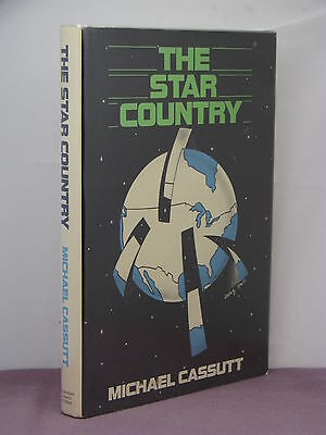 1st, signed by the author, The Star Country by Michael Cassutt (1986)
