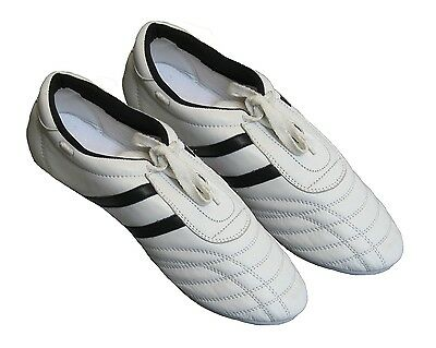 White Martial Art Training Shoes 36/4