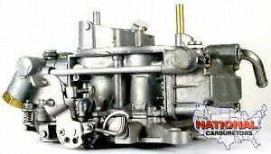Fuel Force Performance ND4851 Remanufactured Carburetor