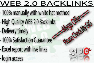 I will make 100 PR1 to PR8 Contextual Backlinks - Google SEO - Real Improvement