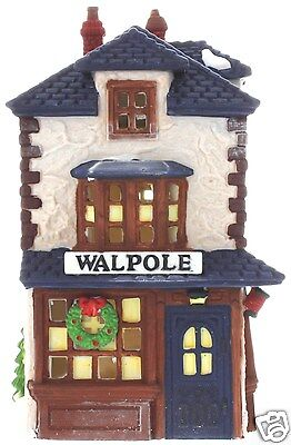 Department 56 Walpole Tailors 1988 #59269 Dickens' Village Collectible