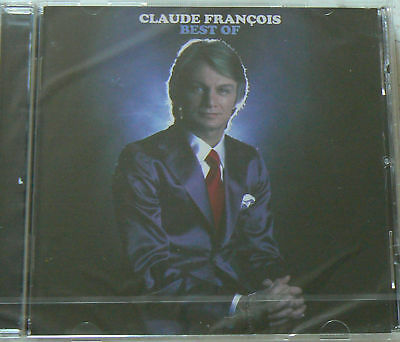 BEST OF - FRANCOIS CLAUDE (CD)  24 Titres  NEUF SCELLE