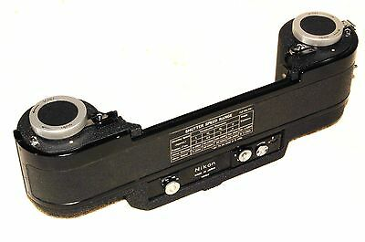 Nikon F-250 Motor Drive for the Nikon F camera, very lightly used, .