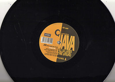 "Q Connection   Java ( All Da Ladies Come Around )  2000 12""vinyl Single New"